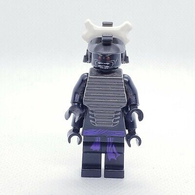 Lego Ninjago Lord Garmadon 4 Arms Minifigure 9450 9446 njo042