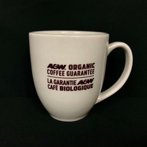 A & W Restaurant Logo Van Houtte Organic Coffee Mug Cup