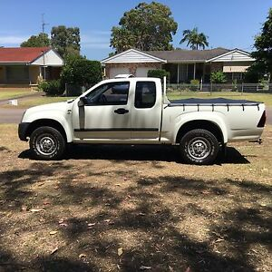 2007 Holden rodeo space cab Toukley Wyong Area Preview