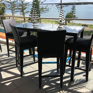 OUTDOOR TABLE And 4 CHAIRS U201cBrand Newu201d Part 7