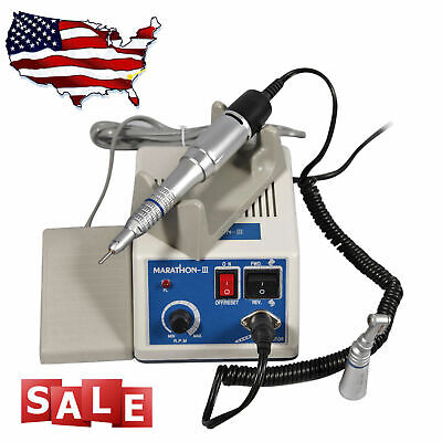 Dental Polisher Marathon Electric Micromotor N3 Contra Angle Straight Handpiece