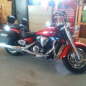 2007 Yamaha V-Star 1300 Tourer for sale