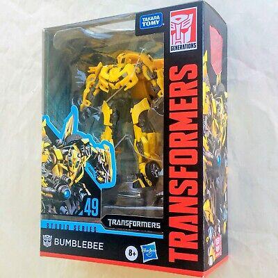 CHEVY CAMARO BUMBLEBEE Transformers Studio Series #49 Deluxe Figure