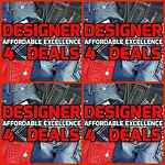 DESIGNER 4 DEALS