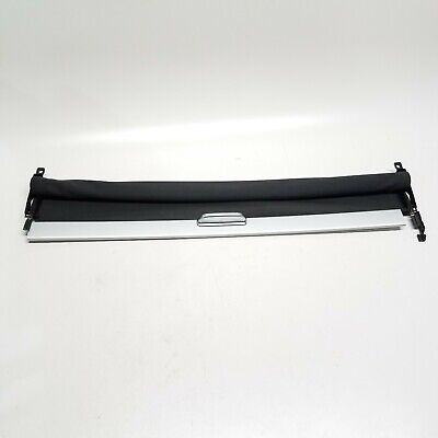 2016 AUDI A3 8V SUNROOF ROOF CEILING BLACK SUNSHADE ROLLER FABRIC OEM