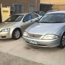 2001 Ford Falcon Sedan Sunshine Brimbank Area Preview
