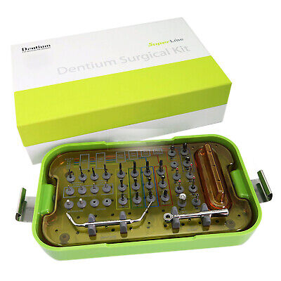 Dentium Dental Surgical Kit Uxif Superline Surgery Instrument Set