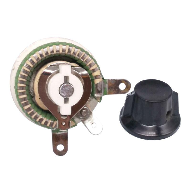 25W 5 OHM High Power Wirewound Potentiometer, Rheostat, Variable Resistor
