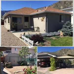 House for Rent in Oliver available August 1