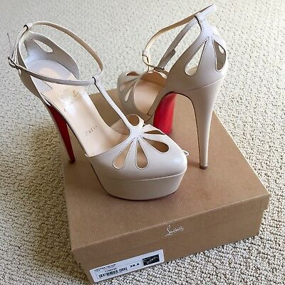 Christian Louboutin T-Strap Pump 38.5 - Brand New! Great gift!