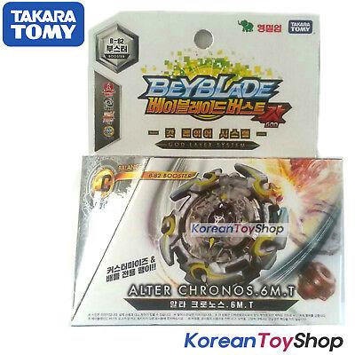 BeyBlade Burst B-82 Booster ALTER CHRONOS. 6M.T Takara Tomy Original BOX