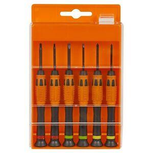 Precision Screwdriver Set Jeweller Kit Small Screw Driver Mini 6pc Torque Torx