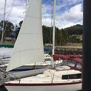 Southerly Compass Cruising Yacht Geeveston Huon Valley Preview