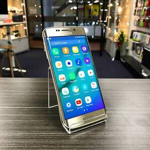 MINT CONDITION SAMSUNG S6 EDGE 32GB GOLD AU MODEL UNLOCKED Highland Park Gold Coast City Preview