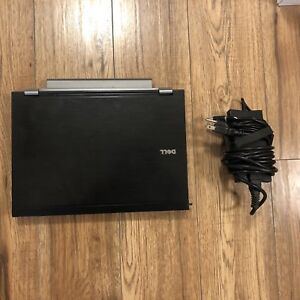 Used Dell Latitude E6400 laptop i5 (battery has to be replaced)