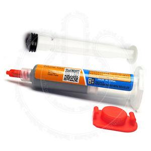 MECHANIC XG-Z40 Liquid Solder Soldering Paste 10cc Leaded SMD BGA SMT Stencil