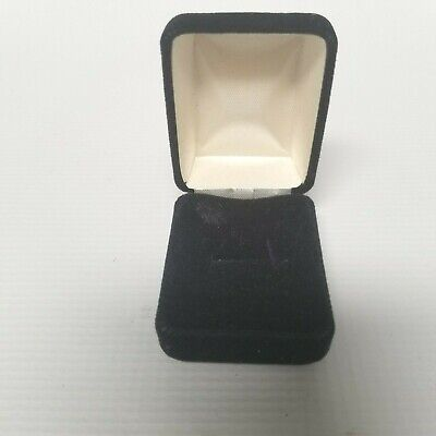 Small Black Ring Cases