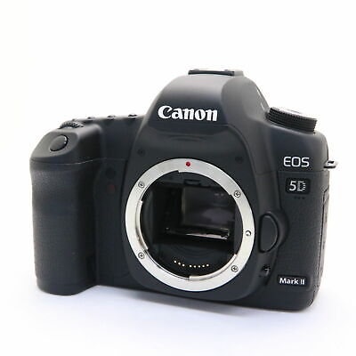 [Near Mint] Canon EOS 5D Mark II 21.1MP Digital Camera Low Shutter From Japan