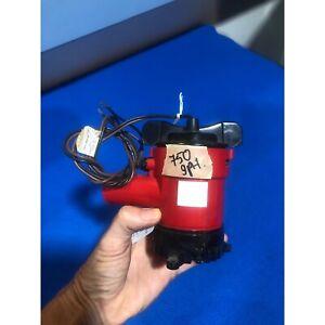 750 Gph Bilge pump 12 V