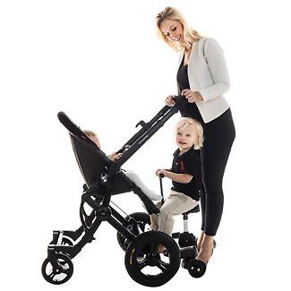 Stroller board (pushchair) Bumprider (UK)