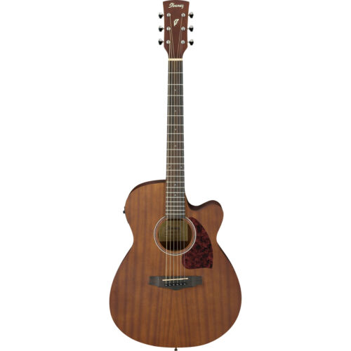 Ibanez PC12MHCE-OPN Open Pore Natural Acoustic Electric Guitar
