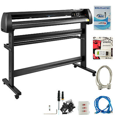 Vinyl Cutter Plotter Cutting 53 Sign Maker Sticker Print Wide Format Cut Device