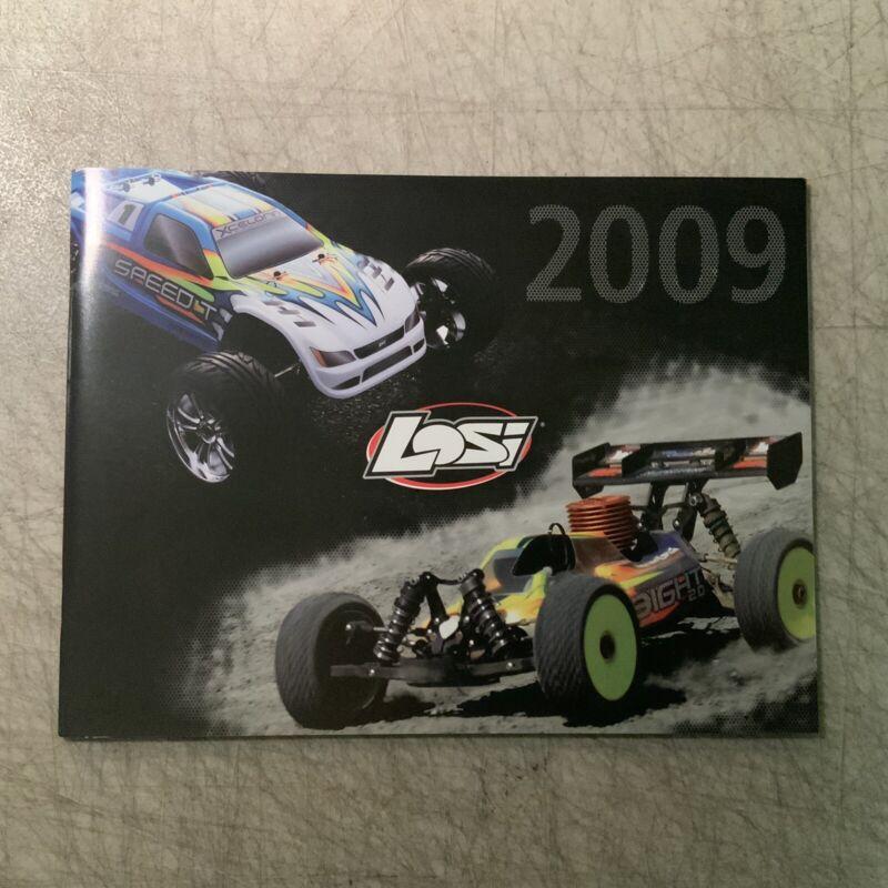 Team Losi (2009) Product Catalog