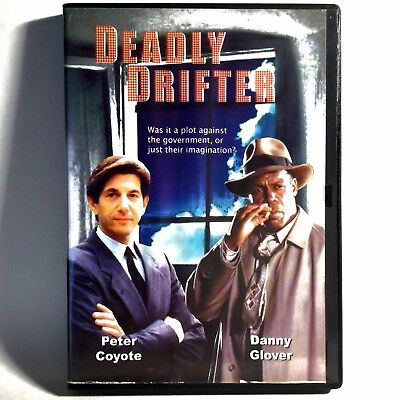 Deadly Drifter  Dvd  2000   Danny Glover  Peter Coyote