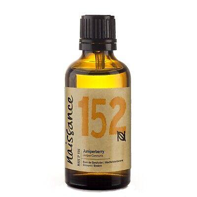 Naissance Enebro Aceite Esencial 50ml - 100% Puro Aromaterapia