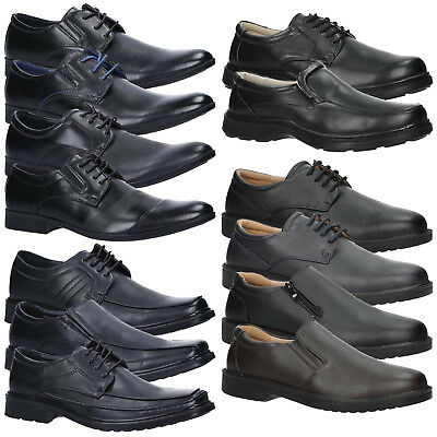 Herren Business Schuhe Halbschuhe Schnürer Klassische Slipper Elegant Gr. 39-45