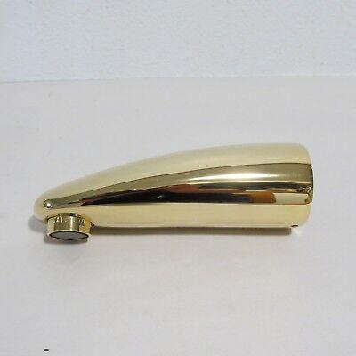 GS North America Gnutti Sebastiano & Figli Deluxe Tub Spout 5174-2 Brass Deluxe Brass Tub Spout