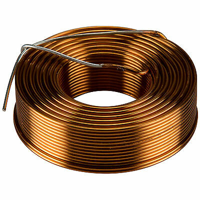 Jantzen 1954 0.95mh 18 Awg Air Core Inductor