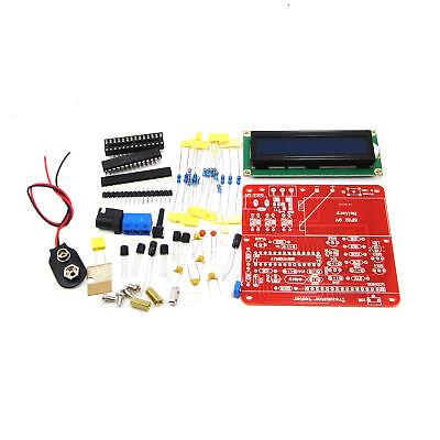 Transistor Tester Capacitor Esr Resistor Lcr Npn Mosfet Diy M8 Bbc