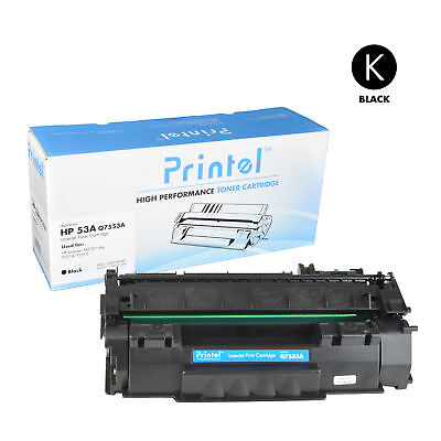 Printel Brand New Replacement Toner Cartridge for HP 53A (Q7553A) Black for sale  Shipping to India