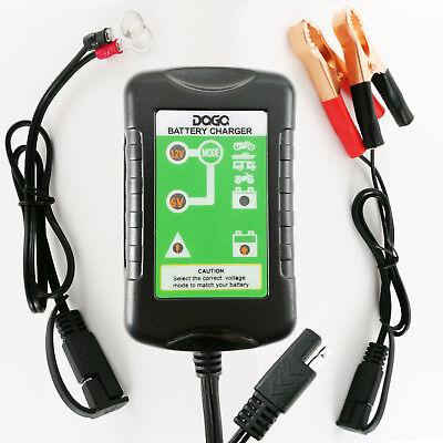 DAGA Battery Charger Maintainer Tender 1.5Amp for ATV & UTV segunda mano  Embacar hacia Argentina