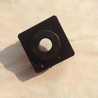 Adjustable Co2 Laser Mirror 30mm Mount For Reflective Lens Engraver Cutter