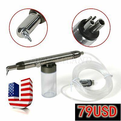 Us Dental Air Abrasion System Polisher Prophy Sandblasting Sandblaster 4h