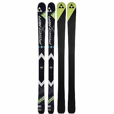NEW FISCHER MOTIVE 95 SKIS 2015/16 / NO BINDINGS 174 cm