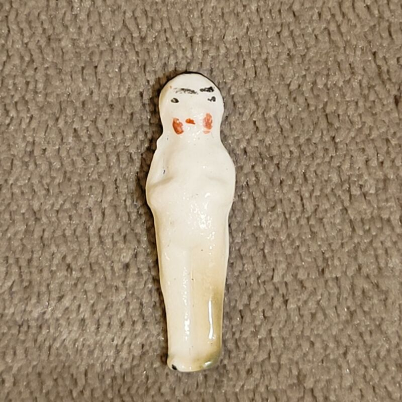 Antique Frozen Charlotte Doll - 1 Inch