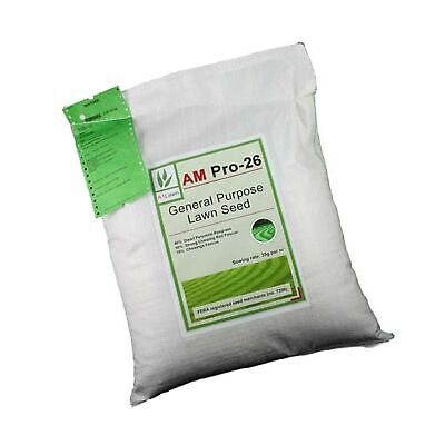 10kg Top Quality Grass Seed/Lawn Seed - (A1LAWN AM Pro-26 Premium General Pur...