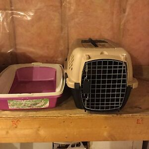 Cage dog or cat like new