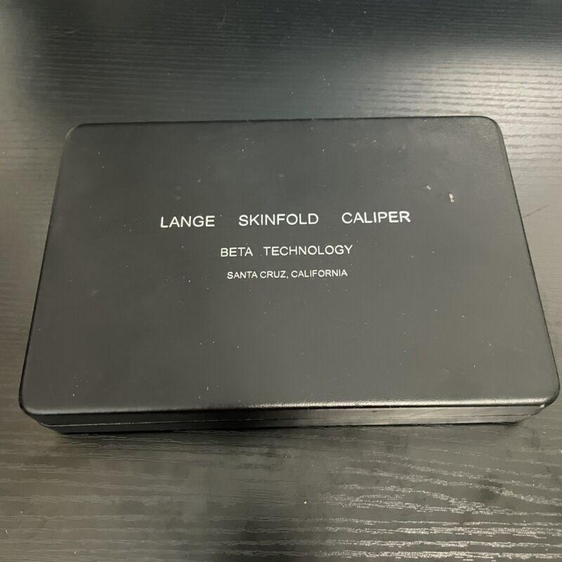Lange Skinfold Caliper Beta Technology 2005 Santa Cruz, CA