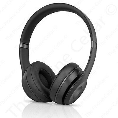 OEM Apple Beats by Dr. Dre - Beats Solo3 Wireless Headphones (Matte Black)