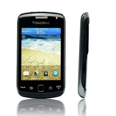 BlackBerry Curve 9380 Unlocked 3G 5MP Touchscreen Smartphone Black - Brand New