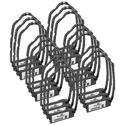 18PK Compatible 1040440 for IBM Black Printer Ribbon 4224 Model: 101 1E3 102 1E2 (Model 1 Printer Ribbon)