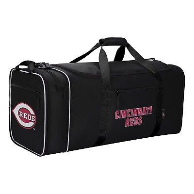 "Cincinnati Reds Duffel Bag ""Steal""  Official MLB"