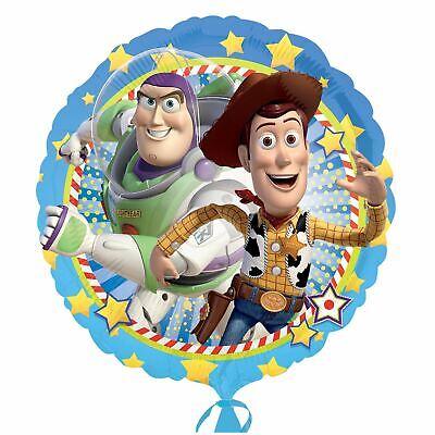 43cm Disney Toy Story Buzz Woody Helium Folienballon Geburtstag Party Dekoration ()