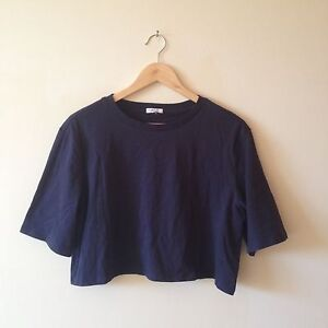 General Pants Cropped Tee - Size Small Belair Mitcham Area Preview