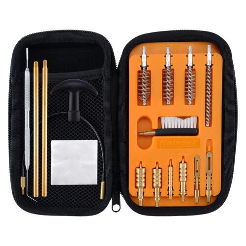 Handgun Cleaning kit .22.357.38 9mm.45 .40 Caliber Pistol Cl