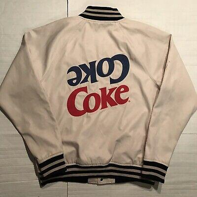 Coca Cola Been Trill Collaboration Jacket Men's Size Large Retro Vintage
